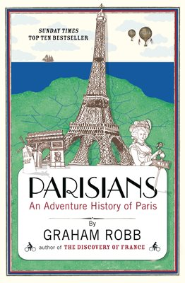 Book cover for Parisians
