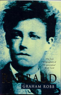 Book cover for Rimbaud