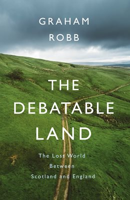 Book cover for The Debatable Land