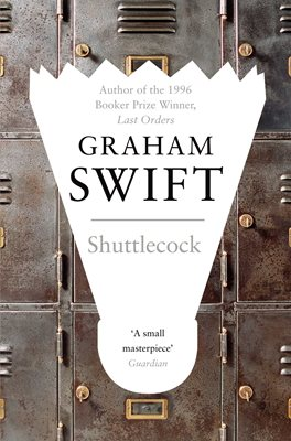 Book cover for Shuttlecock