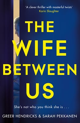 Book cover for The Wife Between Us