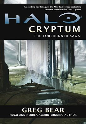 Book cover for Halo: Cryptum
