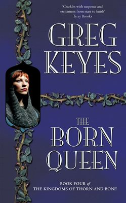 Book cover for The Born Queen