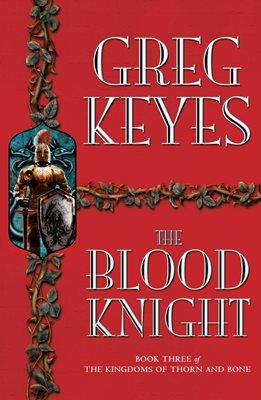 Book cover for The Blood Knight