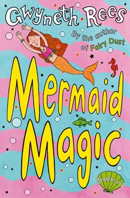 Book cover for Mermaid Magic