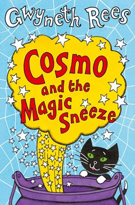 Book cover for Cosmo and the Magic Sneeze