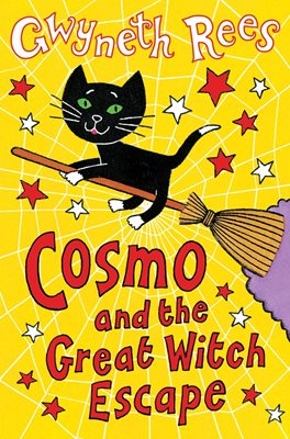 Book cover for Cosmo and the Great Witch Escape