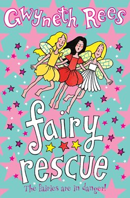 Book cover for Fairy Rescue