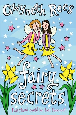 Book cover for Fairy Secrets