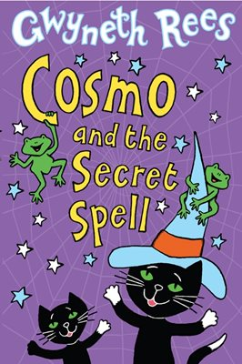 Book cover for Cosmo and the Secret Spell