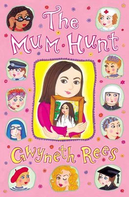 Book cover for The Mum Hunt