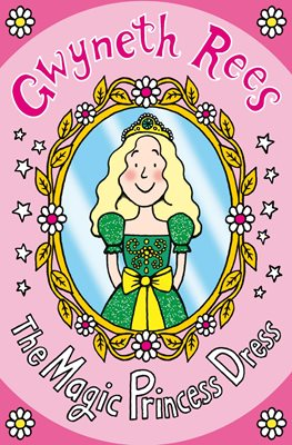 Book cover for The Magic Princess Dress