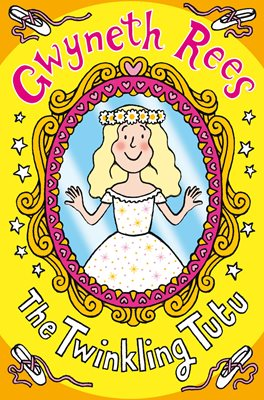 Book cover for The Twinkling Tutu