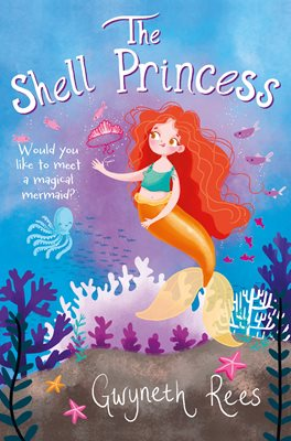 Book cover for The Shell Princess