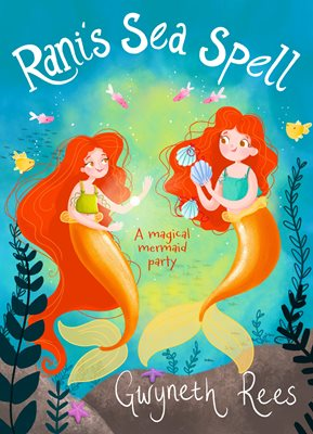 Book cover for Rani's Sea Spell