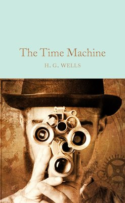 Book cover for The Time Machine