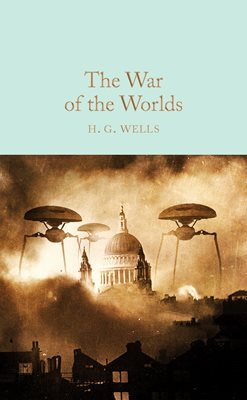 Book cover for The War of the Worlds