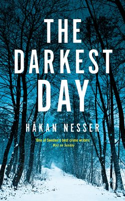 Book cover for The Darkest Day