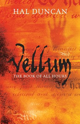 Book cover for Vellum