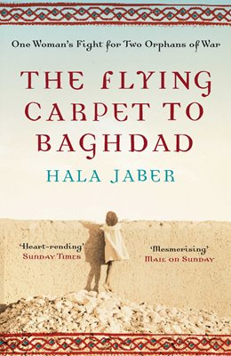 Book cover for The Flying Carpet to Baghdad