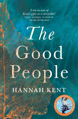 Book cover for The Good People