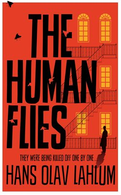 Book cover for The Human Flies