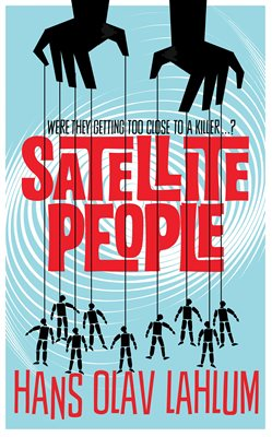 Book cover for Satellite People
