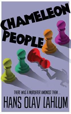 Book cover for Chameleon People