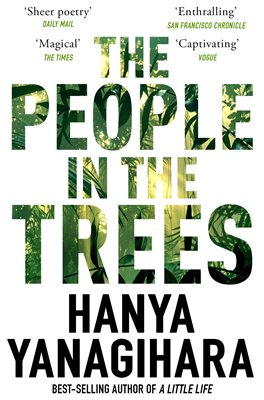 Book cover for The People in the Trees