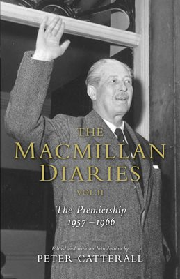 Book cover for The Macmillan Diaries II