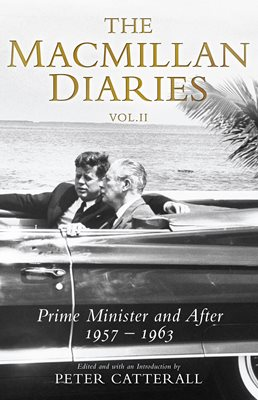 Book cover for The Macmillan Diaries Vol II