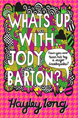 Book cover for What's Up With Jody Barton?