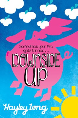 Book cover for Downside Up