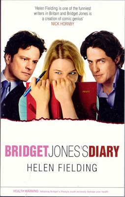 Book cover for Bridget Jones's Diary (Film Tie-in)