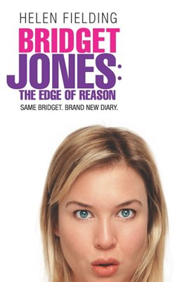 Book cover for Bridget Jones: The Edge of Reason...