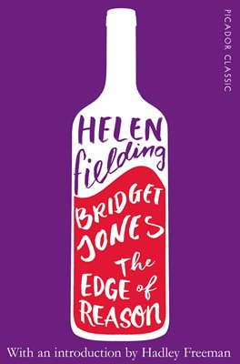 Book cover for Bridget Jones: The Edge of Reason