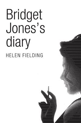 Book cover for Bridget Jones's Diary (Picador 40th...