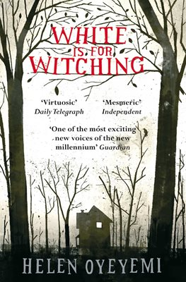 Book cover for White is for Witching