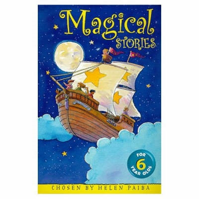 Book cover for Magical Stories for 6 year olds