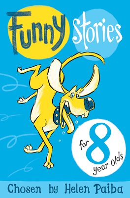 Book cover for Funny Stories For 8 Year Olds