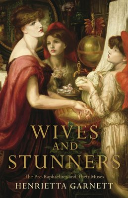 Book cover for Wives and Stunners