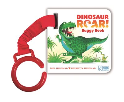 Book cover for Dinosaur Roar! Buggy Book