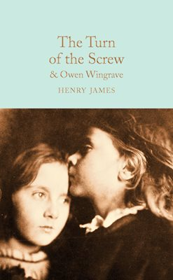 Book cover for The Turn of the Screw and Owen Wingrave