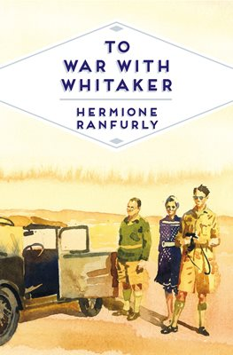 Book cover for To War with Whitaker