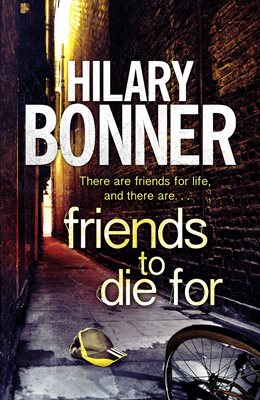 Book cover for Friends to Die For