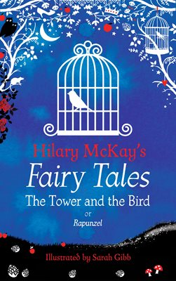 Book cover for The Tower and the Bird