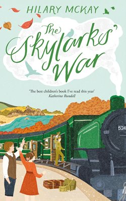 Book cover for The Skylarks' War