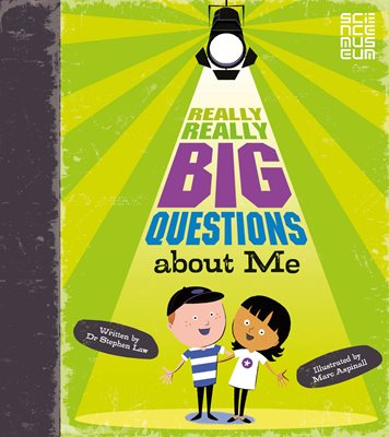 Book cover for Really Really Big Questions About Me