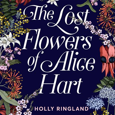 Book cover for The Lost Flowers of Alice Hart