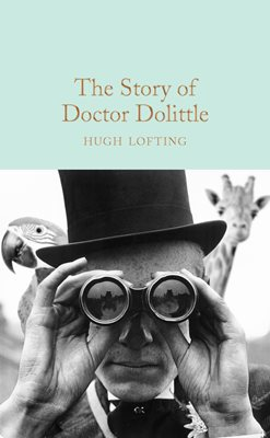 Book cover for The Story of Doctor Dolittle